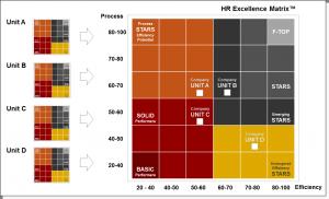 Group HR Excellence Matrix